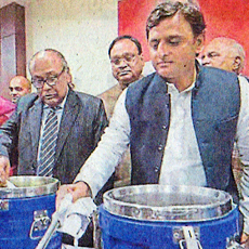 Akshaya Patra to set up 11 new kitchens in Uttar Pradesh